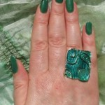 OPI H45 Jade is the New Black_rs