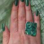 OPI H45 Jade is the New Black_rt