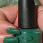 OPI H45 Jade is the New Black_s
