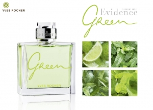 Yves Rocher Comme Une Evidence Homme Green парфюм Pro