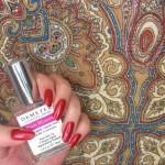 OPI HLA14 Crimson Carol & Demeter - Plum Blossom