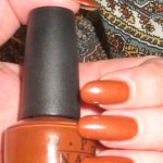 OPI B80 Bronzed To Perfection