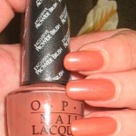 OPI A54 Dont' Melbourne The Toast