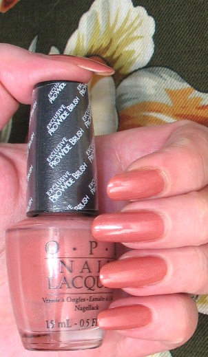 OPI A54 Dont' Melbourne The Toast_s