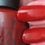 OPI E01 Red, Red Rhine_tb