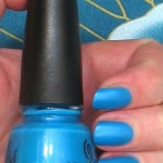 China Glaze CG-80950 Towel BoyToy_s