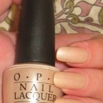OPI B79 Sand In My Suit