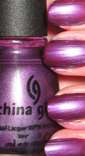 China Glaze CG-70537 Royal Tease_b