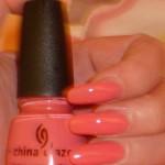 China Glaze CG-80863 Mom's Chiffon