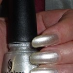 China Glaze CG-70894 Drenched In Diamonds