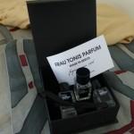 China Glaze CG-70894 Drenched In Diamonds & Frau Tonis Parfum Berlin - 41 Orange'