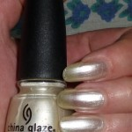 China Glaze CG-77050 Platinum Pearl