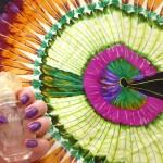 China Glaze CG-70626 Coconut Kiss & Gres - Cabotine Fleur d'Ivoire