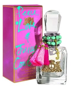 Juicy Couture - Peace, Love & Juicy Couture