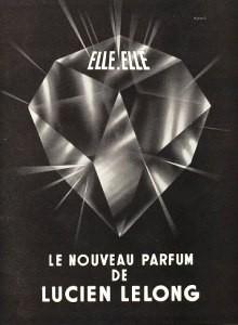 Lucien Lelong - Elle, Elle