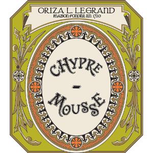 Oriza L. Legrand - Chypre Mousse