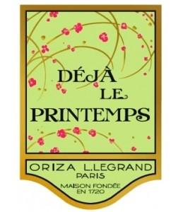 Oriza L. Legrand - Deja Le Printemps