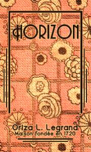 Oriza L. Legrand - Horizon
