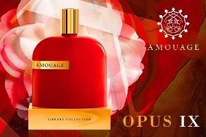 Amouage - Library Collection - Opus IX