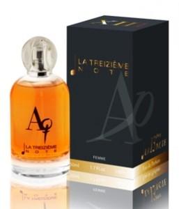 AA Absolument Absinthe - La Treizième Note Femme