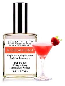 Demeter - Redhead in Bed