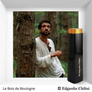 Edgardio Chilini - Le Bois de Boulogne