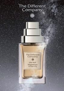 The Different Company - Une Nuit Magnetique