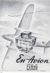 Caron - En Avion