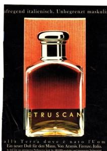 Aramis - Etruscan