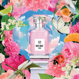The Body Shop - White Musk Flora