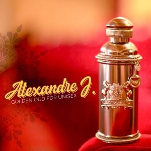 Alexandre.J - Golden Oud