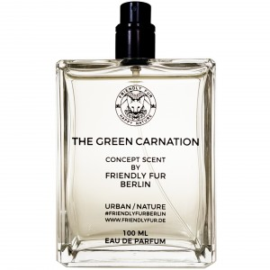 Friendly Fur - The Green Carnation