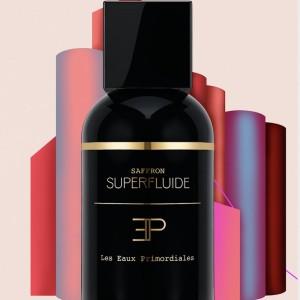 Les Eaux Primordiales - Saffron Superfluide