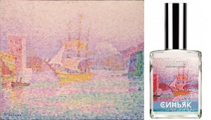 Demeter - Великие Модернисты, The Harbour at Marseilles by Paul Signac