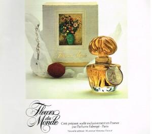 Fabergé - Fleurs du Monde