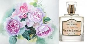 I Profumi di Firenze - Rosa di Damasco