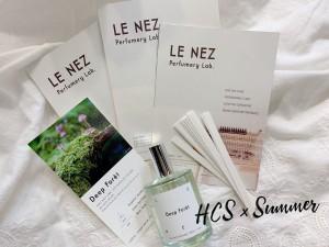 Le Nez Lab - Deep Forêt