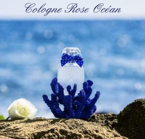 Les Parfums de Rosine - Cologne Rose Ocean