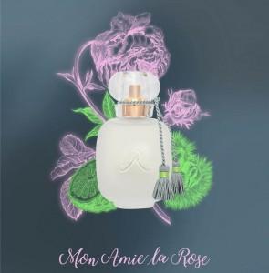 Les Parfums de Rosine - Mon Amie La Rose