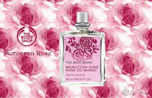 The Body Shop - Moroccan Rose
