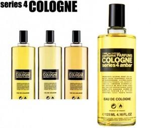 Comme des Garçons - Series 4 Cologne; Anbar