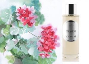 Parfums de Nicolaï - Géranium