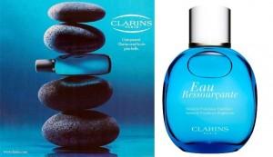 Clarins - Eau Ressourcante
