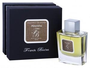 Franck Boclet – Absinthe